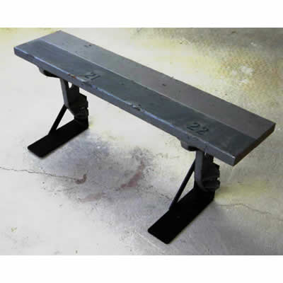 "Busch Stadium bleacher seats - 45"" section"