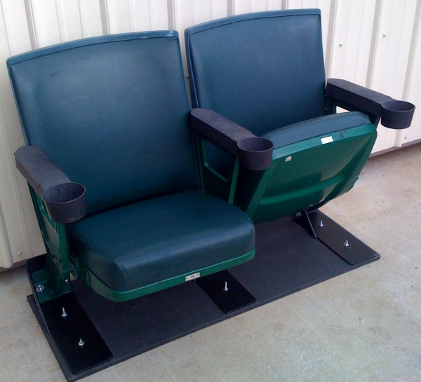Busch Stadium seats - Cardinals Club