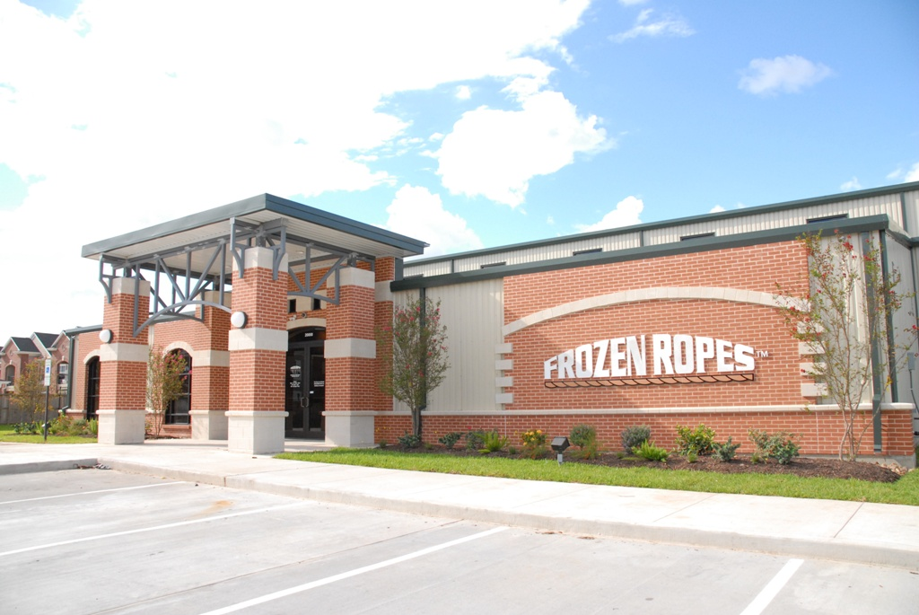 Frozen Ropes, Katy, TX - S&S Seating customer