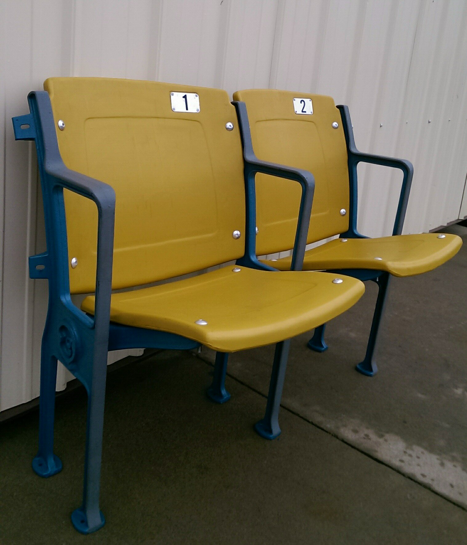stadiumseating Collectible Stadium Seats