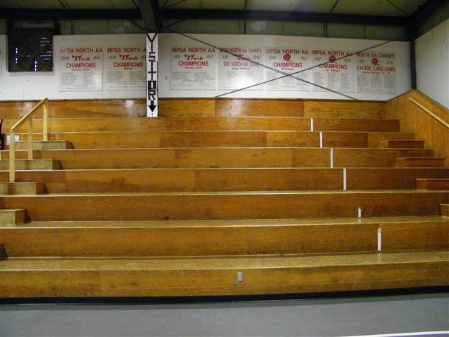 plastic bleachers retractable gym bleachers for basketball ...