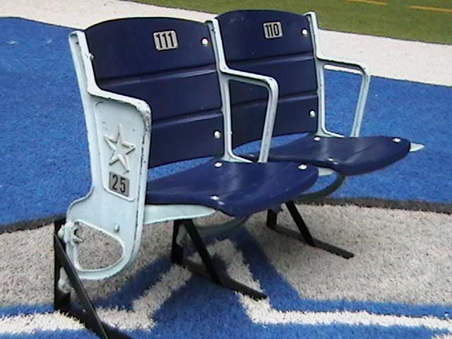 Stadiumseating Net Texas Stadium