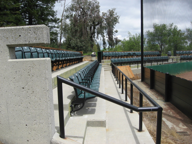 West Valley College baseball field